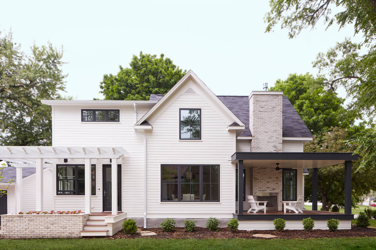 Home with Pella Windows