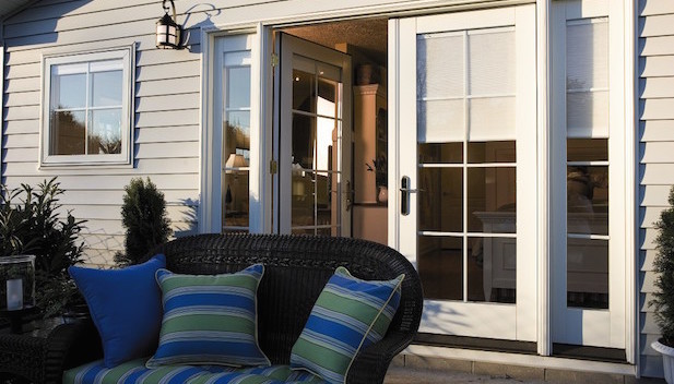 Sliding and Hinged Patio Doors